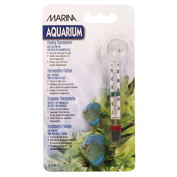 Marina Floating Glass Thermometer 1