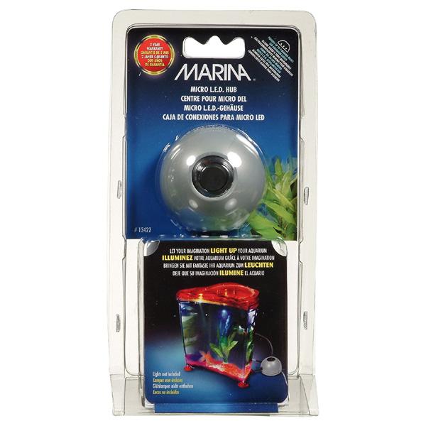 Marina LED 3 Way Light Hub 1