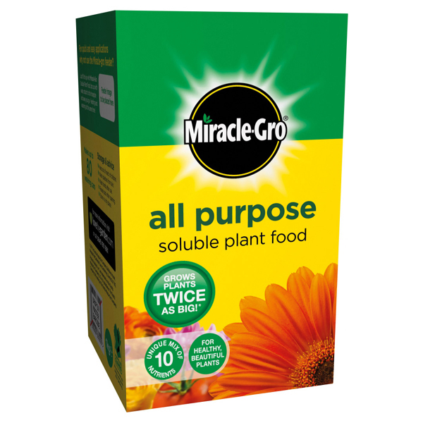 Miracle-Gro All Purpose Soluble Plant Food 500g 1