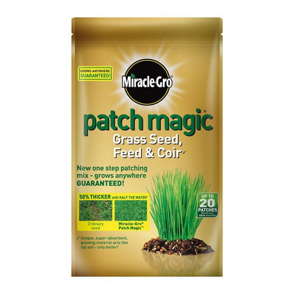 Miracle-Gro Patch Magic Grass Seed 1 5kg