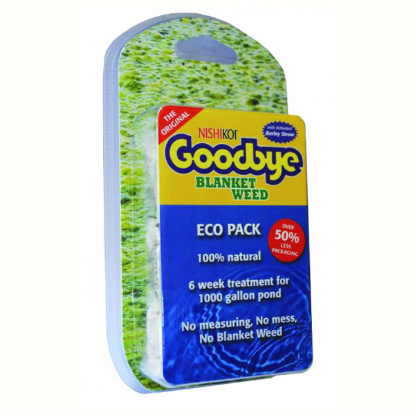 Nishikoi Goodbye Blanket Weed Eco Pack 1