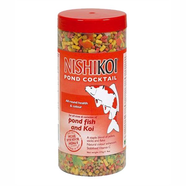 Nishikoi Pond Cocktail Fish Food 1