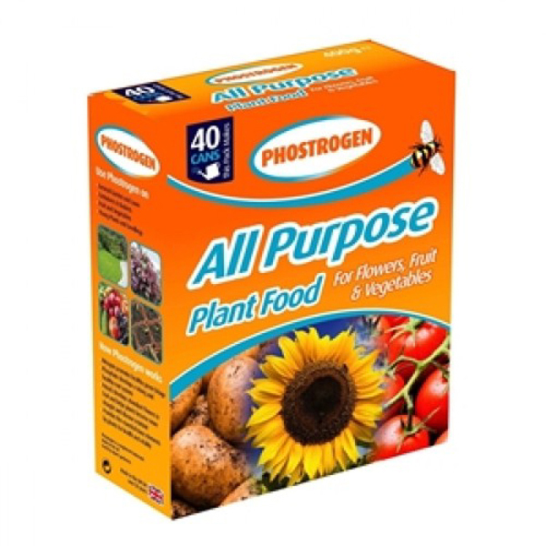 Phostrogen Soluble Plant Food 40can 1