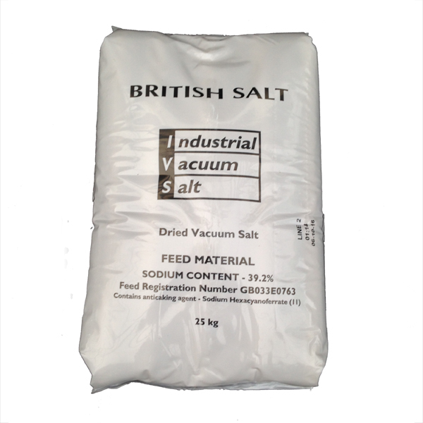 Pond Salt 25kg Bag 1