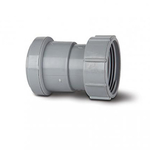 Polypipe Push Fit Threaded Coupling