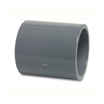 Pvc Imperial Pressure Pipe Socket Plain