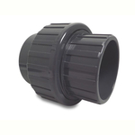 Pvc Metric Pressure Pipe Plain Union