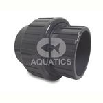 Pvc Metric Pressure Pipe Plain Union