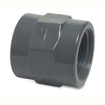 Pvc Metric Pressure Pipe Socket Plain To Threaded Female Bsp