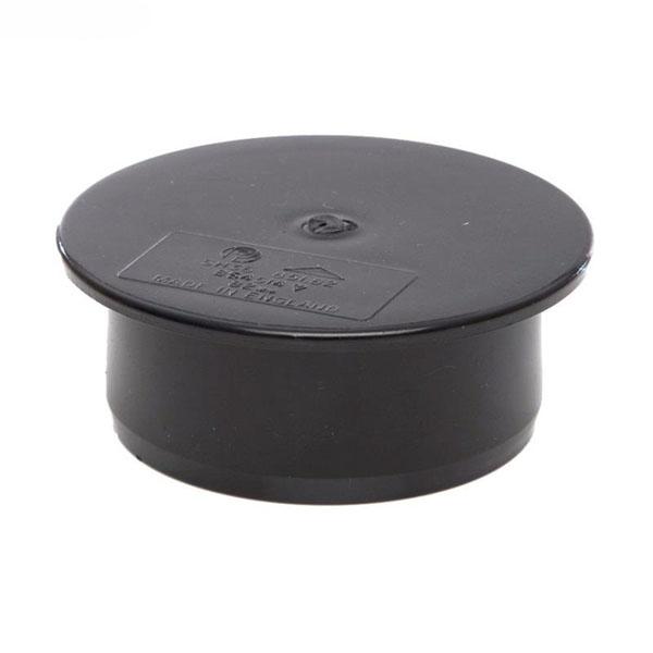 Solvent Weld Waste Plug / Cap 1