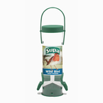 Supa 2 Port Seed Feeder 20cm