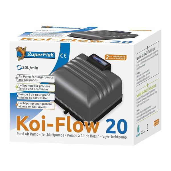 Superfish Koi Flow Air Pump 1
