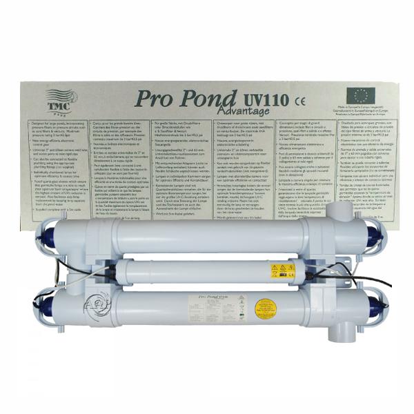 TMC Pro-Pond 110w UV 1