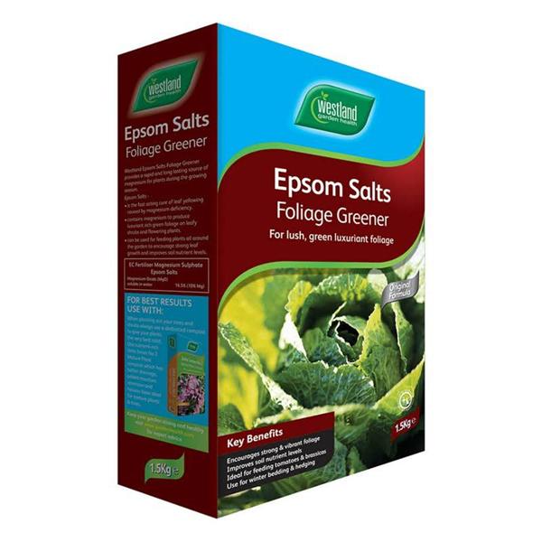 Westland Epsom Salts 1.5kg 1