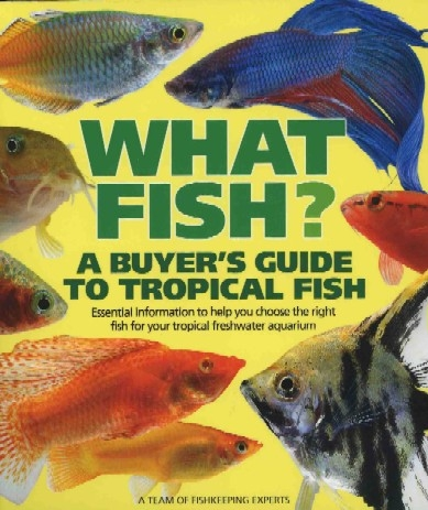 What Fish ? A Buyers Guide To Tropical Fish Book 1