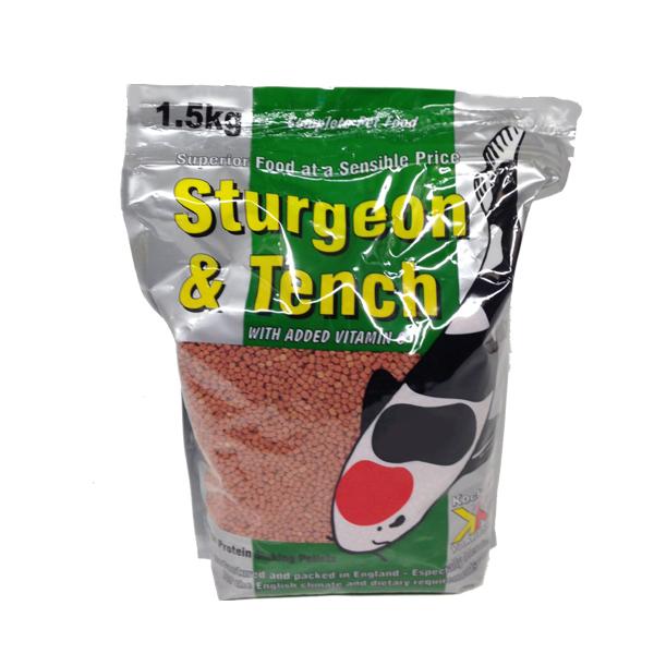 Yamitsu Sturgeon and Tench 1.5kg 1